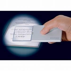 Easy pocket loupe de poche transportable pour utiliser dans les magasins