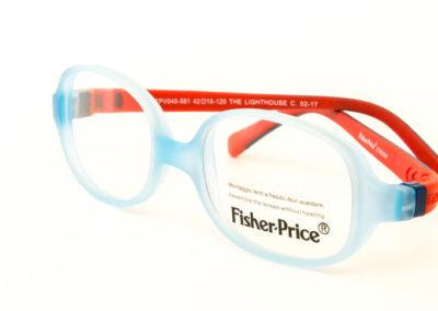 Lunette pour enfant Fisher Price disponible à l'optique de l'harmonie a tarbes monture pour bébé plusieurs coloris